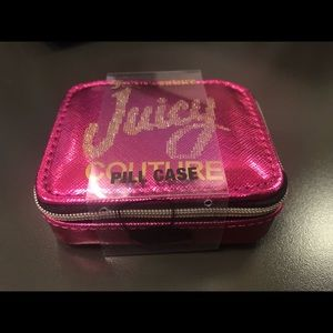 Juicy couture pill box